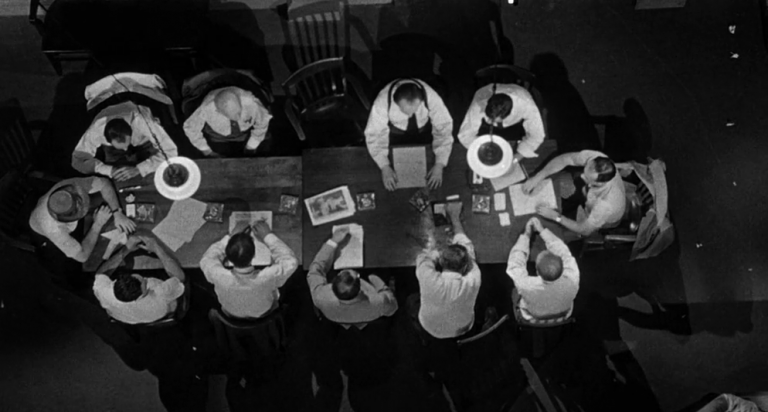 12 angry men cinematography 12 is a 2007 crime film it is an adaptation of reginald rose's play twelve angry men and a remake of sidney lumet's film 12 angry men 12 cinematography.